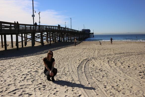 Luiza Sayfullina, New Port Beach, California