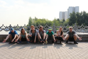 In Moscow with Deep Pavlov group